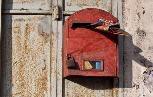 malaysia penang mail box