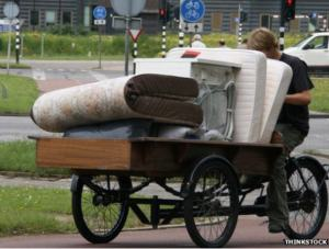 netherlands cargo cycle