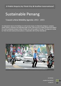 Penang report cover
