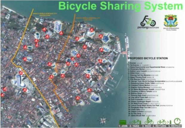 malaysia penange pbs map