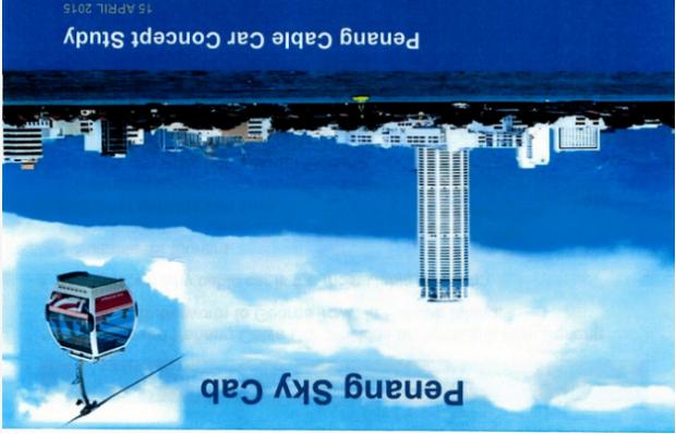 penang skycab - reversed