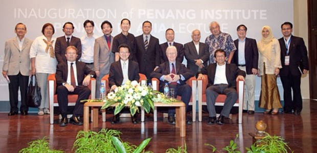 Penang institute Staff
