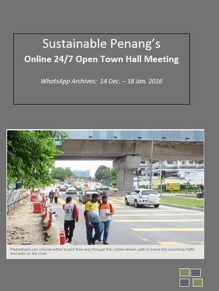 Sustainable Penange whatsApp cover page 2