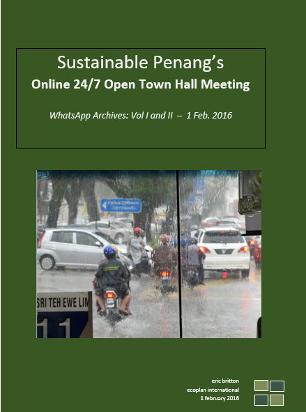 Sustainable Penang whatsApp cover page vol 1 2