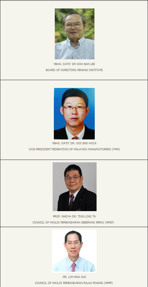 Penang transport Council members 5