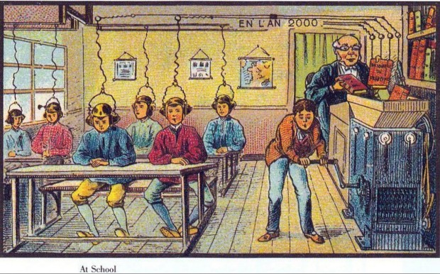Penang future visions - school in 2000