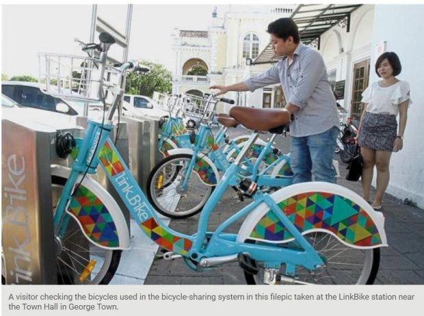 penang-public-bike-station