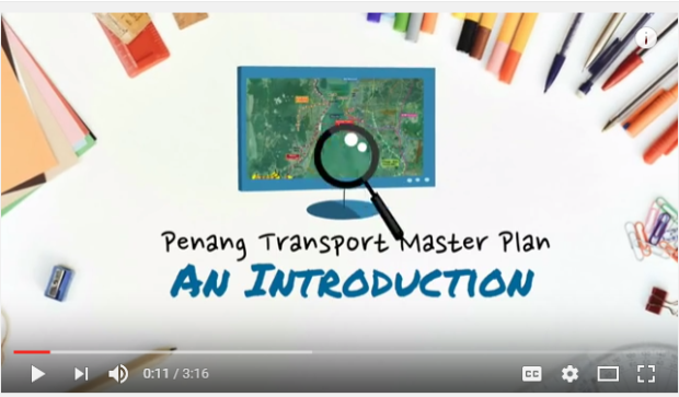 Penang 3 minue video on PTMP