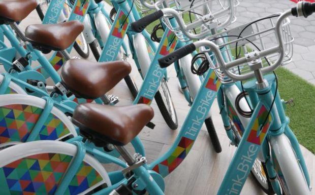 Penang link bike share