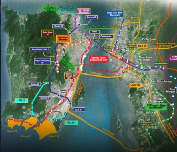 Penang Transport Master Plan SRS proposal